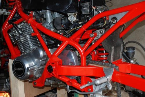 1979 Bimota SB3 Engine