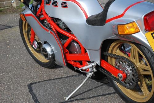 1979 Bimota SB3 L Side Rear
