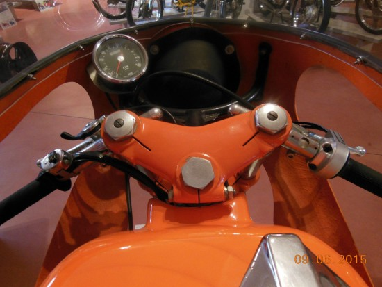 1972 Laverda SFC Dash