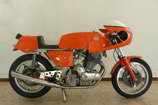1972 Laverda SFC R Side
