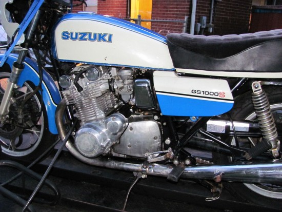 1980 Suzuki GS1000S Wes Cooley L Side2