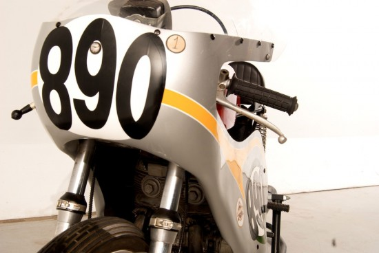 1963 Honda 250 Race Bike Fairing