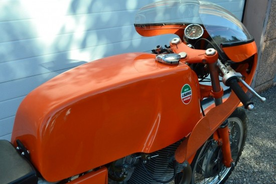 1972 Laverda SFC R Side Tank