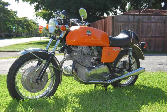 1973 Laverda SF1 L Side Front