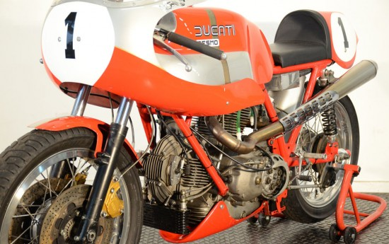1978 Ducati 900SS Racer L Front