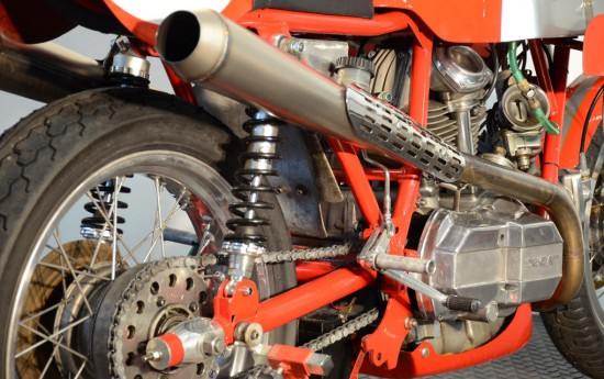 1978 Ducati 900SS Racer R Engine Detail