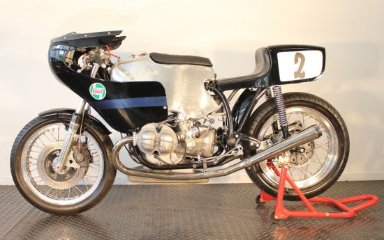 1973 BMW R-Series Endurance Racer L Side