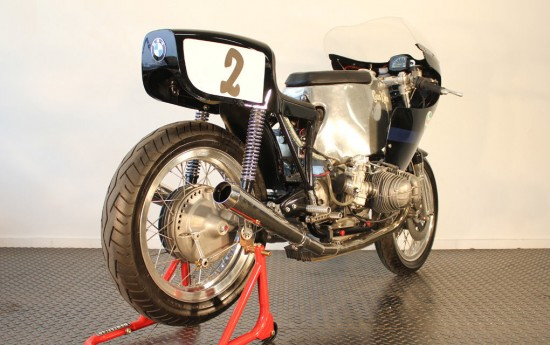 1973 BMW R-Series Endurance Racer R Rear