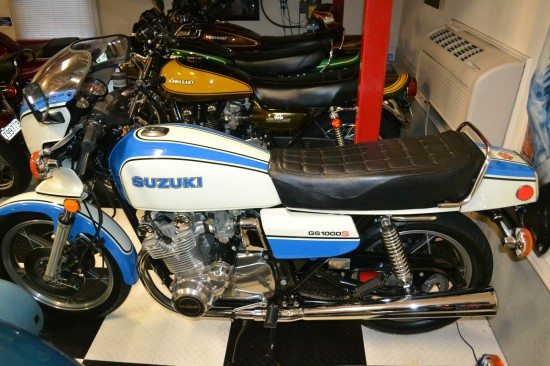 1979 Suzuki GS1000S Wes Cooley L Side