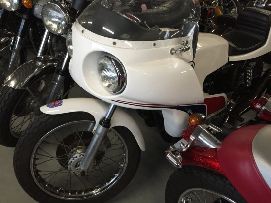1974 Norton Commando JPN L Fairing