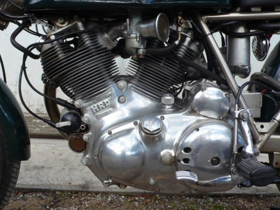 1967 Egli Vincent L Engine