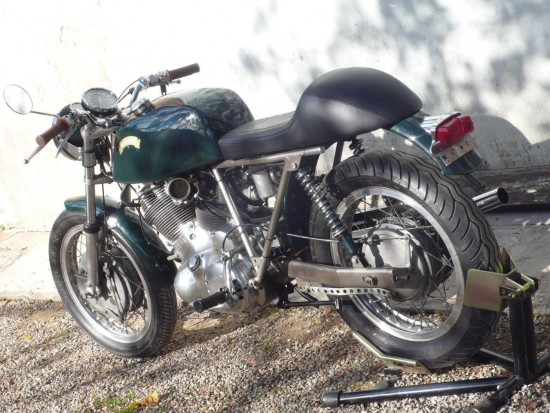1967 Egli Vincent L Rear