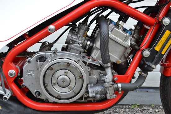 1975 Bimota YB1 Engine