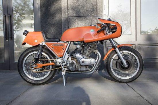 1974 Laverda SFC R Side