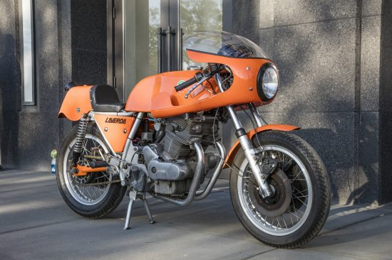 1974 Laverda SFC R Side Front