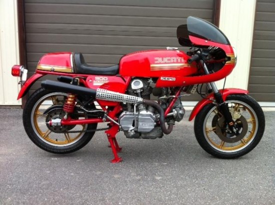 1980 Reno Leoni Ducati 900SS For Sale