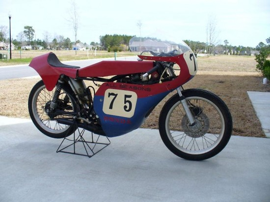 1975 Honda Elsinore 125 MTR Road Racer For Sale