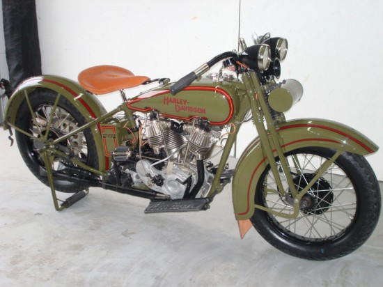 1929 Harley JDH For Sale