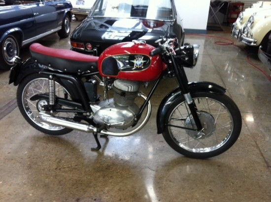 1956 MV Agusta 175 CSTL for Sale