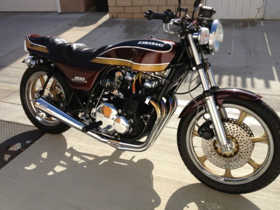 1976 Kawasaki KZ900 for sale