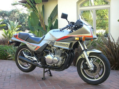 1983 Suzuki XN85 for sale