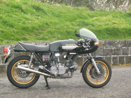 1981 Ducati 900 Super Sport for sale