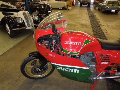 1983 Ducati Mike Hailwood Replica for sale