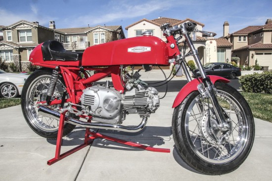 1967 Aermacchi 350 Road Racer for Sale
